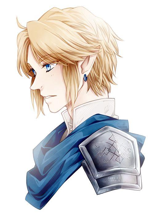 Link, the Legend of Zelda by Ruebird #Link #TheLegendOfZelda #Nintendo