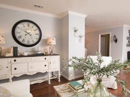 Living Room, After