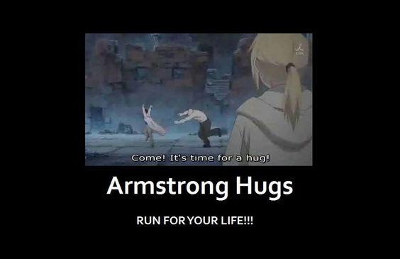 Major Armstrong (fma: brotherhood)