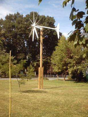 Make Your Own Wind Turbine