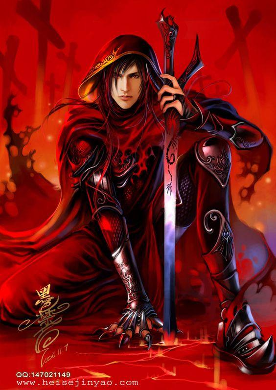 male art   25 Stunning Fantasy Characters Digital Art