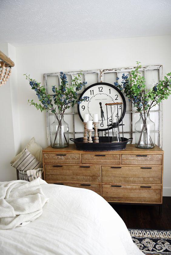 Master Bedroom Makeover - New Dresser -