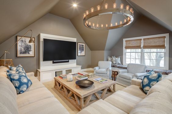 McFarlin Game Room | Amy Berry Design