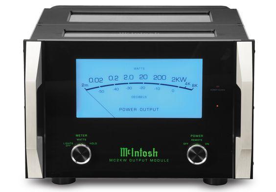 McIntosh MC2KW Amplifier, 1 Channel 2000 Watts McIntosh MC2KW Amplifier :-D