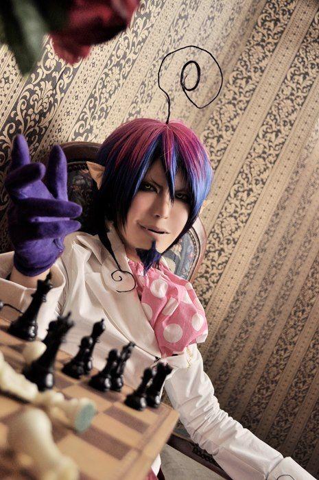 Mephisto Pheles | Ao no Exorcist #anime #cosplay