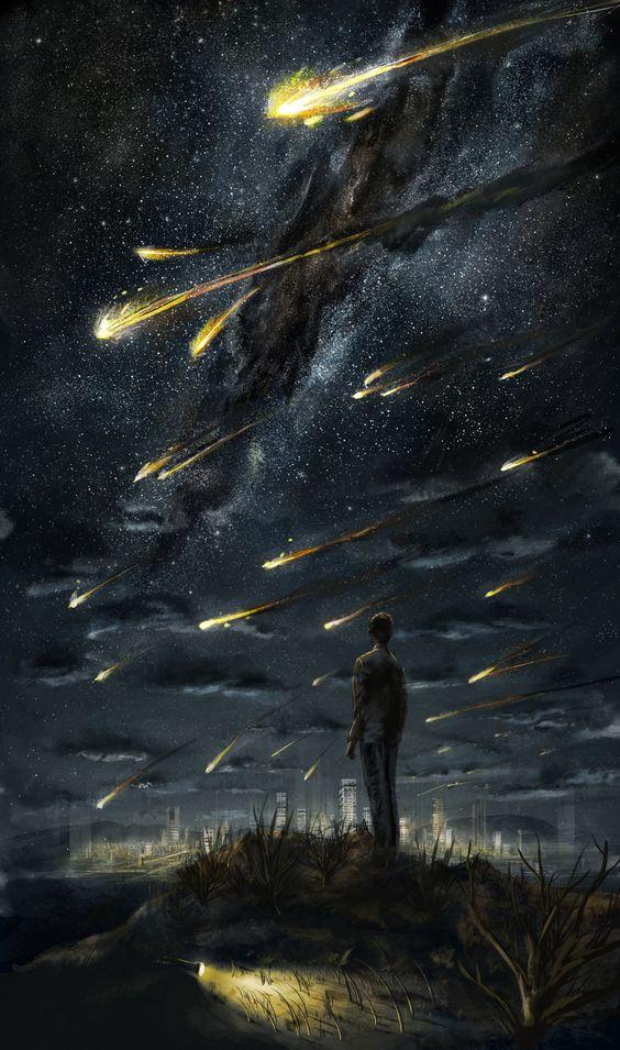 Meteor by *BrandonStricker on deviantART
