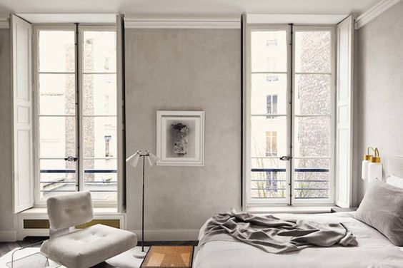 Modern French contemporary parisian Interiors 22