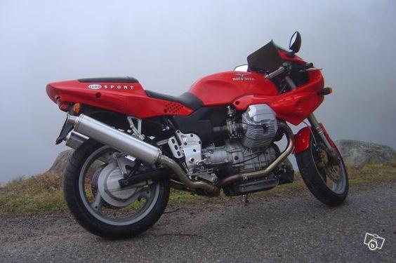 Moto Guzzi 1100 Sport 1997