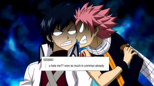 My Fairy Tail Text Posts