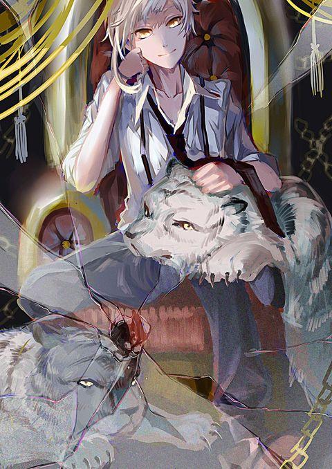 Nakajima Atsushi | Bungo Stray Dogs