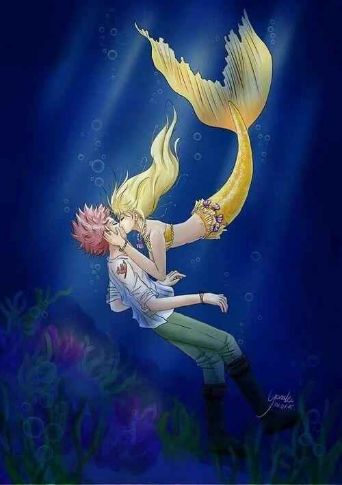 NaLu - Fairy Tail - Natsu Dragneel x Lucy Heartfilia