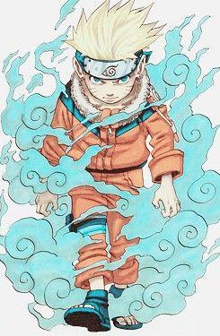 Naruto. Naruto té un somni, vol convertirse en
