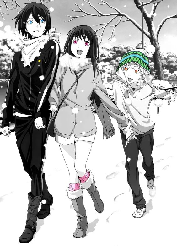 Noragami, thinking of watching this anime