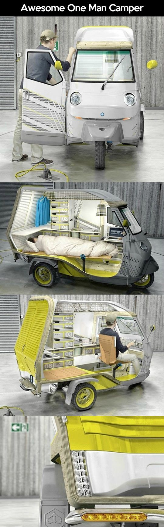 Not quite whats on this  if electric could solve the  but its pretty cool right?