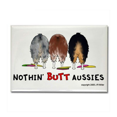 Nothin BUTT AUSSIES