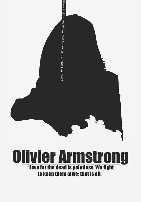 Olivier Armstrong | Fullmetal Alchemist Brotherhood | #FMAB | Anime