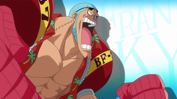 One piece franky