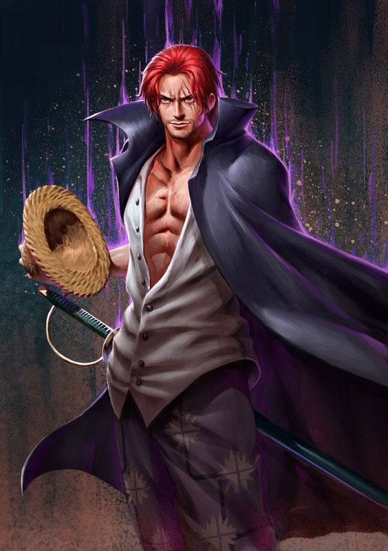 One Piece | Shanks