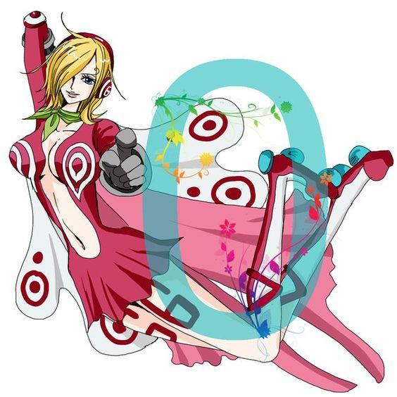 One Piece, Vinsmoke Reiju