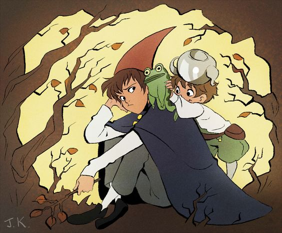 Over the Garden Wall by miyuli   I love this show!!!