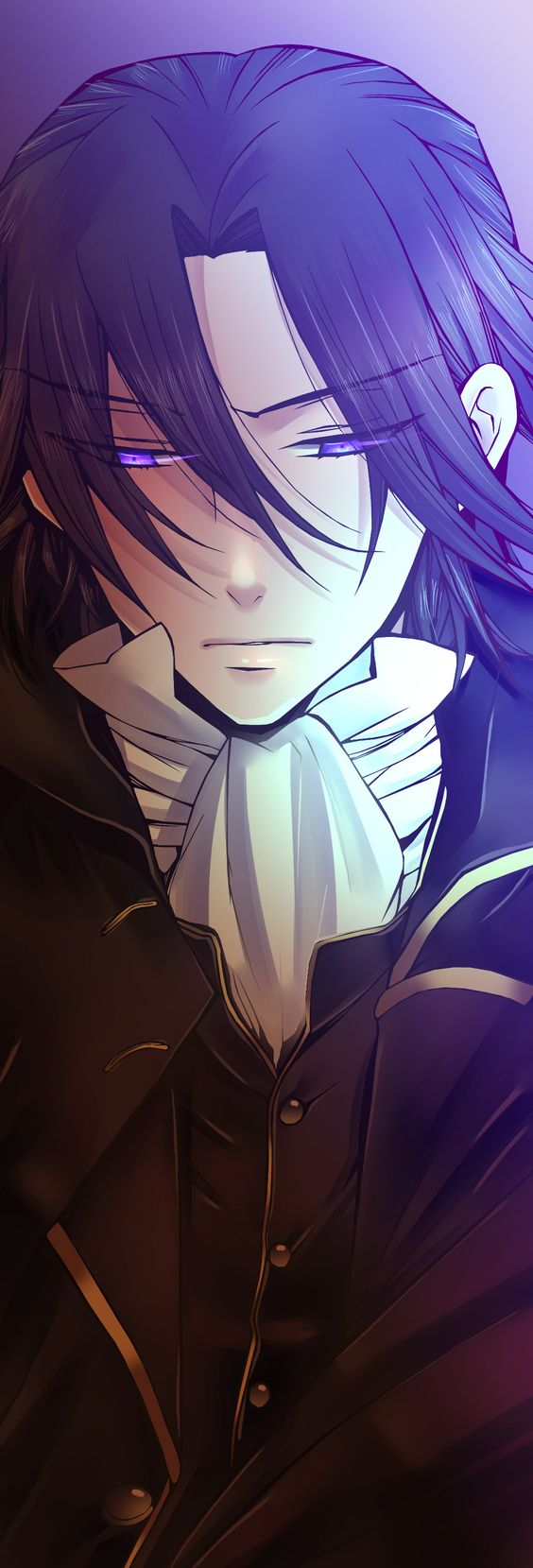 Pandora Hearts Judge by ShionMion