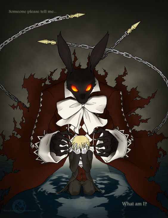 Pandora Hearts. Oz, the B-Rabbit
