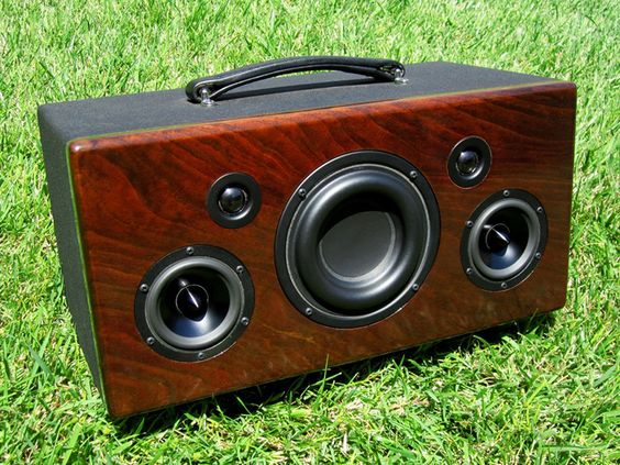 Parts Express Speaker Project - The Workshop Box