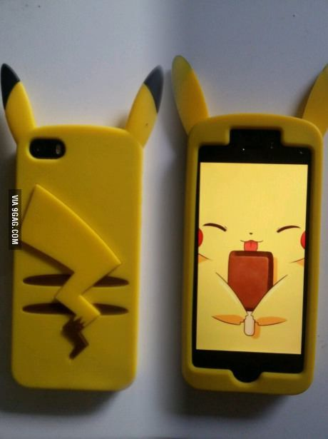 Pika pika! Pokemon