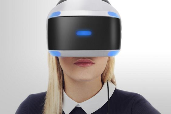 PlayStation VR Headset » Revie