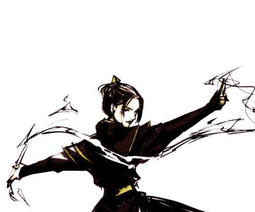 Princess Azula of Avatar: The Last Airbender