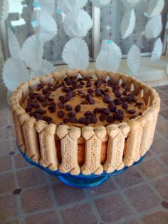 Pup Bday Cake recipe