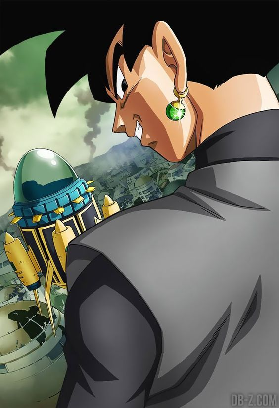 Qui sera la voix Japonaise de Black Goku ?