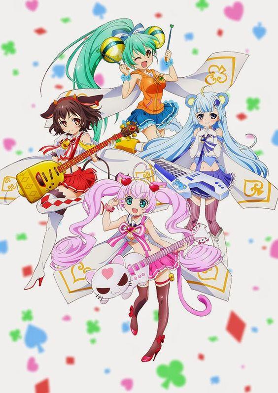 Quinto vídeo promocional con mas reparto revelado del Anime Show By Rock!!.