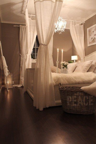 Romantic Bedroom on a Budget | The Budget Decorator