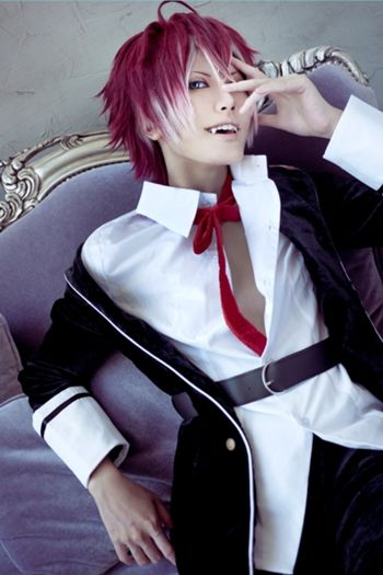 Sakamaki Ayato (DeKi - WorldCosplay) |Diabolik Lovers