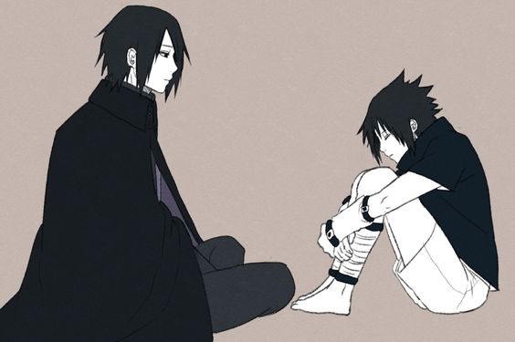 SASUKE // We will find our way or we'll make a way.
