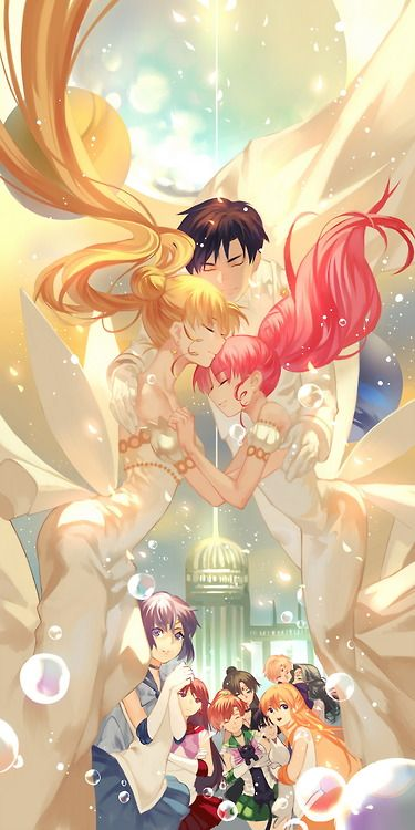 Serenity, Endymion, Small Ladt and the Sailor Scouts- kurisu004: ★☆ | 皇♦小J [pixiv]