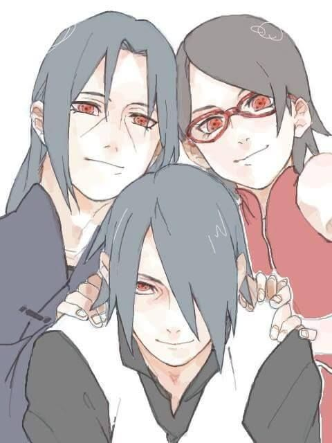*sigh* if only Itachi would be around to meet his