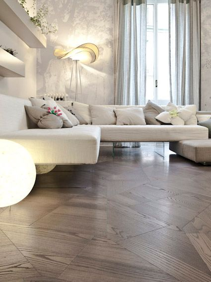 SLIDE #Parquet by Listone Giordano | #design Daniele Lago #interiors @Listone Giordano
