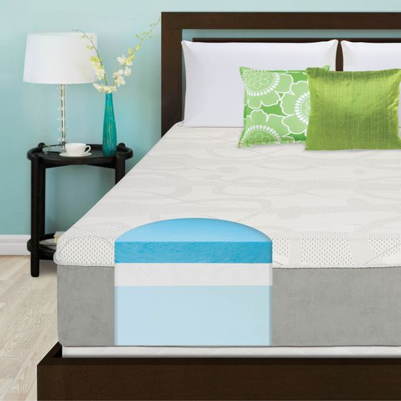 Slumber Solutions Choose Your Comfort 14-inch Full-size Gel Memory Foam Mattress