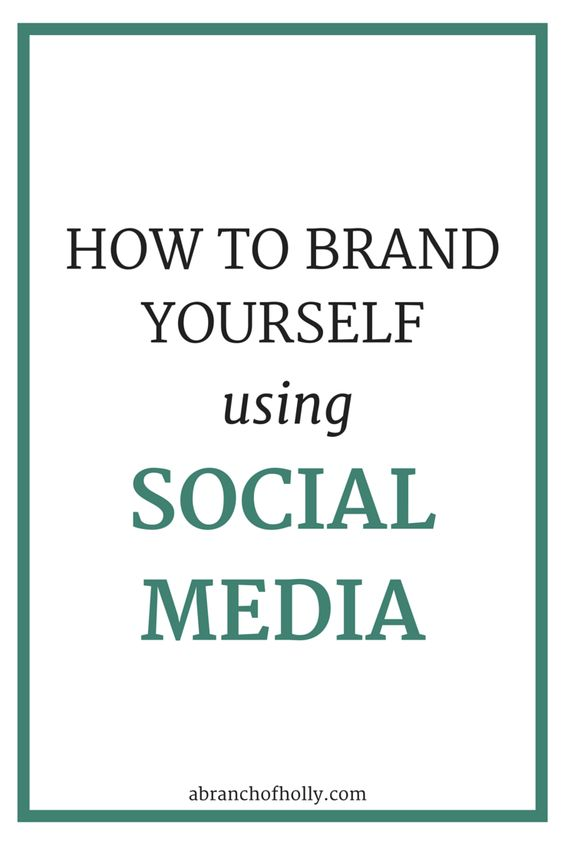 Social media is so important for your brand. It helps to bring everything together. It helps you to develop more of a personal identity, establish your expertise and stand  want to be everywhere. But when someone comes across you on social media, how will they know they've found who they're looking for? How will they know they've found you?BY BRANDING.