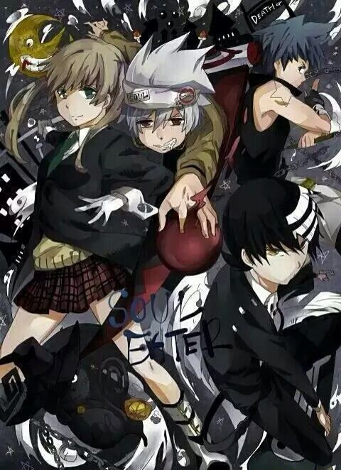 Soul eater loved this anime if a friend asks what anime should I watch next u recommend soul eater