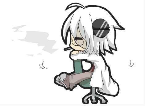 Soul Eater ~~ Secretly, Stein screams,