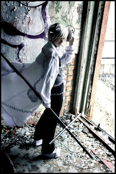 Stein from Soul Eater cosplay