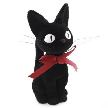 Studio Ghibli Kiki's Delivery Service Flocking Doll【CHRISTMAS-009】