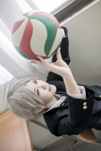 Sugawara Koshi (by KANADE) | Haikyuu!! #anime #cosplay