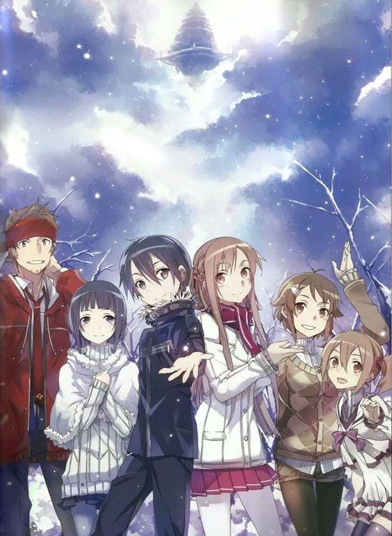 Sword Art Online #anime
