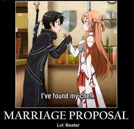 Sword Art Online Motivational Poster Lels