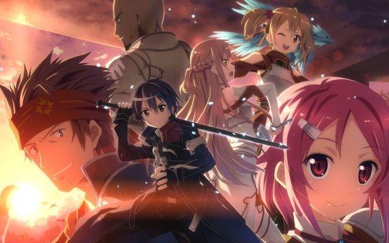 Sword Art Online wallpapers HD