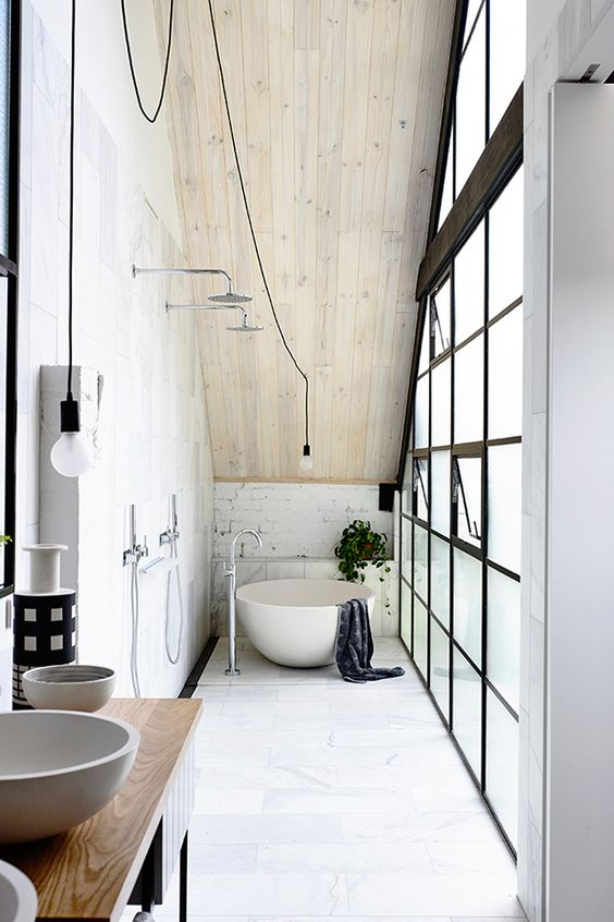: Fitzroy Loft by Architects EAT. Photo by Derek Swalwell